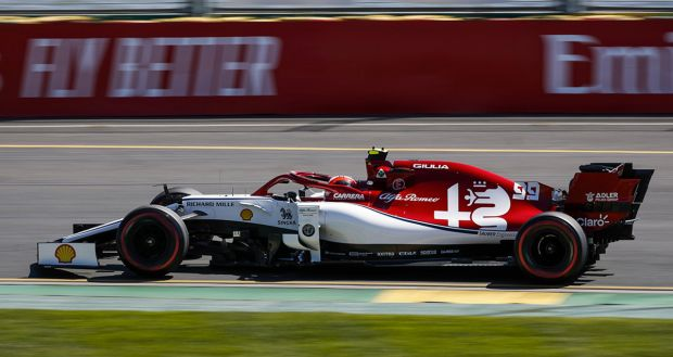 2019 Formula One Rolex Australian Grand Prix - Qualifying ...